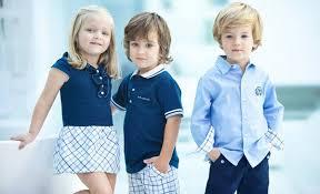 franquicias ropa niños