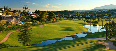 best golf course Marbella